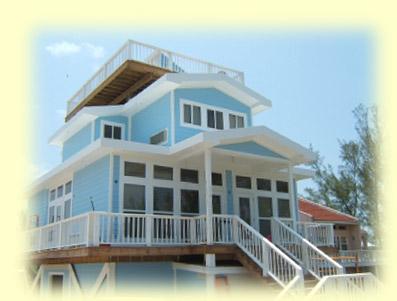 Grandview: Vacaction Rental House: Guana Cay: Abaco, Bahamas:: Caribbean  Rentals
